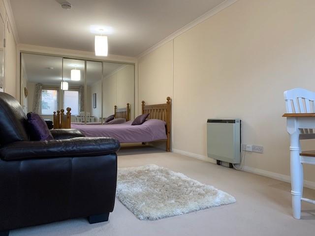 Bedsit Living Area 2