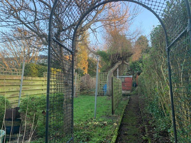 Garden to Rear 1 - Dec 2020